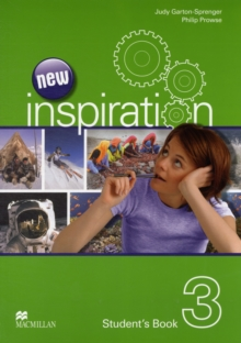 New Edition Inspiration Level 3 Student's Book, Paperback / softback Book
