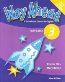 Way Ahead Revised Level 3 Pupil's Book & CD Rom Pack, Mixed media product Book