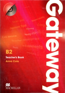 Gateway B2 Teacher's Book and Test CD Pack, Mixed media product Book