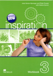 New Edition Inspiration Level 3 Workbook, Paperback Book