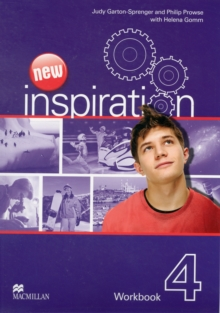 New Edition Inspiration Level 4 Workbook, Paperback / softback Book