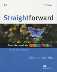 Straightforward - Student Book - Pre-intermediate B1 with Practice Online Access, Paperback Book