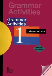 Grammar Activities 1 Intermediate : Intermediate, PDF eBook