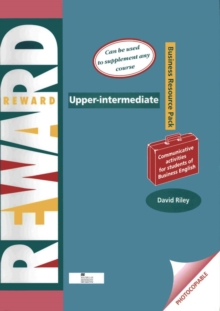 Reward Business Resource Pack Upper Intermediate : Upper Intermediate, PDF eBook