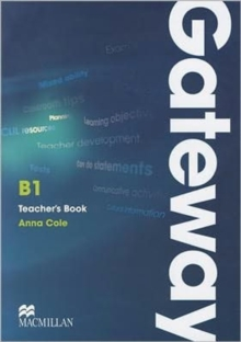 Gateway B1+ Teacher's Book with Test CD, Board book Book