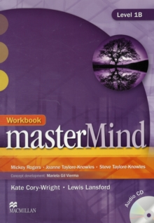 masterMind Level 1B Workbook & CD Pack, Mixed media product Book