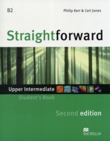Straightforward 2nd Edition Upper Intermediate Level Student's Book, Paperback / softback Book