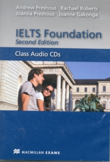 IELTS Foundation Second Edition Audio CDx2, CD-Audio Book
