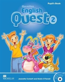 Macmillan English Quest Level 2 Pupil's Book Pack, Mixed media product Book
