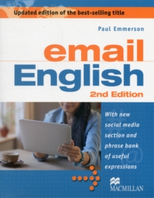 Email English, Paperback Book