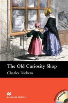 Macmillan Readers Old Curiosity Shop The Intermediate Reader & CD Pack, Mixed media product Book
