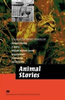 Macmillan Readers Literature Collections Animal Stories Advanced, Paperback / softback Book