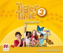 Tiger Time Level 3 Audio CD, CD-Audio Book