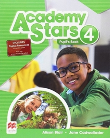 Academy Stars Level 4 Pupil's Book Pack, Mixed media product Book