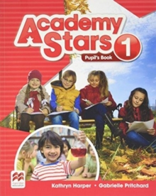 Academy Stars Level 1 Pupil's Book Pack, Mixed media product Book