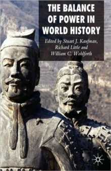 Balance of Power in World History, Paperback / softback Book