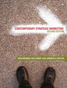Contemporary Strategic Marketing, Paperback Book