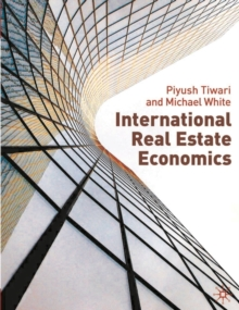 International Real Estate Economics, Paperback / softback Book