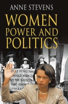 Women, Power and Politics, Paperback / softback Book