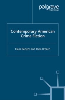 Contemporary American Crime Fiction, PDF eBook