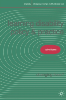 Learning Disability Policy and Practice : Changing Lives?, Paperback / softback Book