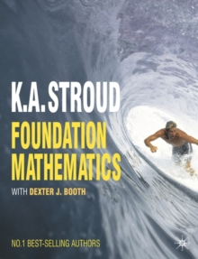 Foundation Mathematics, Paperback Book