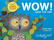 Wow! Said the Owl, Paperback Book