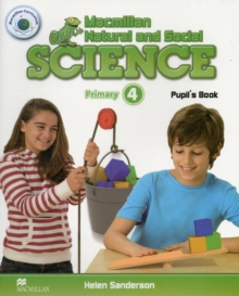 Macmillan Natural and Social Science Level 4 Pupil's Book, Paperback / softback Book