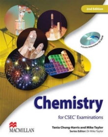 Chemistry for CSEC (R) Examinations 2nd Edition Student's Book and CD-ROM, Mixed media product Book