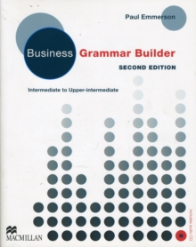 Business Gram Builder Student's Book Pack New Edition, Mixed media product Book