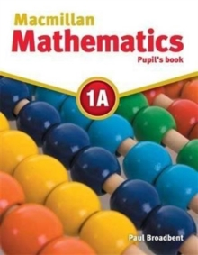 Macmillan Mathematics 1A : Pupil's Book Pack, Mixed media product Book