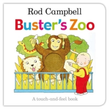 Buster's Zoo, Board book Book