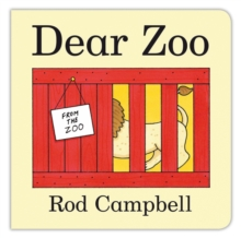 Dear Zoo, Board book Book