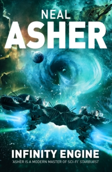 Infinity Engine, Hardback Book