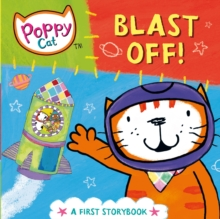 Poppy Cat TV: Blast Off!, Board book Book