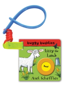 Lizzy the Lamb Buggy Book, Board book Book
