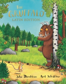 The Gruffalo Latin Edition, Hardback Book