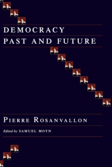 Democracy Past and Future, Paperback Book