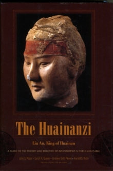 The Huainanzi, Hardback Book