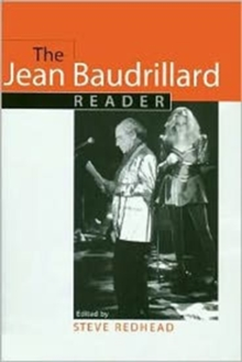 The Jean Baudrillard Reader, Hardback Book