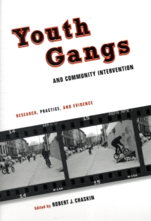 Youth Gangs and Community Intervention : Research, Practice, and Evidence, Paperback Book