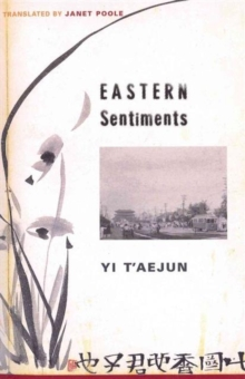 Eastern Sentiments, Paperback Book