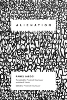 Alienation, Hardback Book