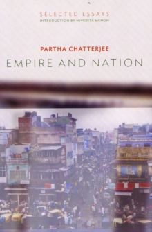 Empire and Nation : Selected Essays, Paperback Book