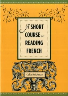 A Short Course in Reading French, Paperback / softback Book