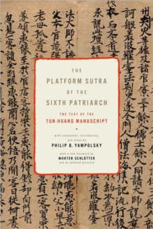 The Platform Sutra of the Sixth Patriarch, Paperback / softback Book