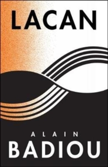 Lacan : Anti-Philosophy 3, Paperback / softback Book