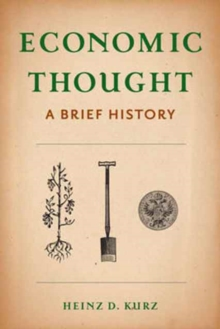 Economic Thought : A Brief History, Paperback Book