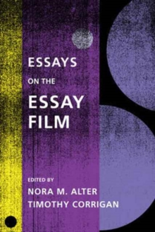 Essays on the Essay Film, Paperback Book
