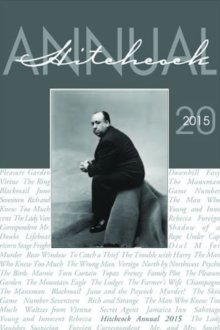 Hitchcock Annual : Volume 21, Paperback Book